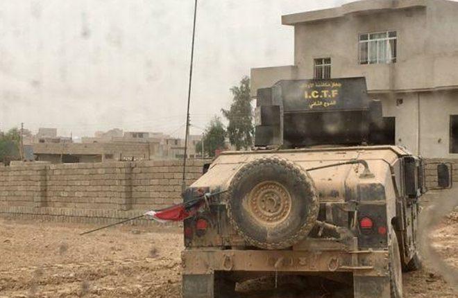 Mosul battle: Iraqi special forces enter city limits