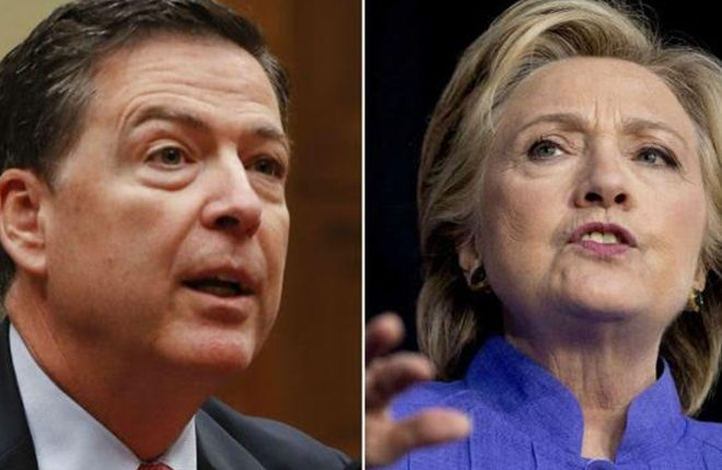 US election 2016: Clinton camp blasts FBI 'double standards'