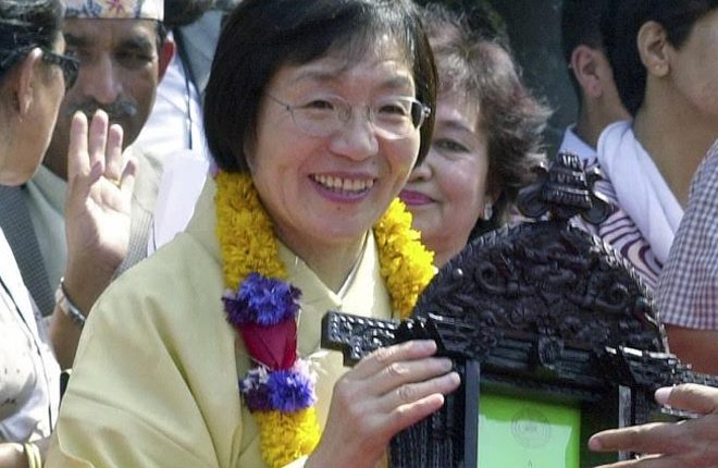 Junko Tabei, first woman to climb Mount Everest, dead at 77