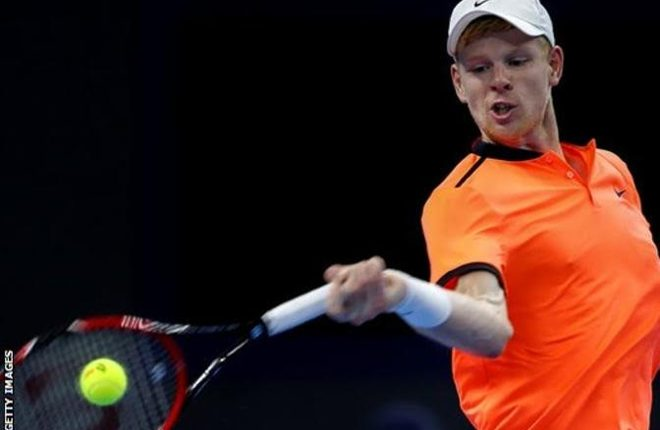 Kyle Edmund beats Illya Marchenko at European Open in Antwerp