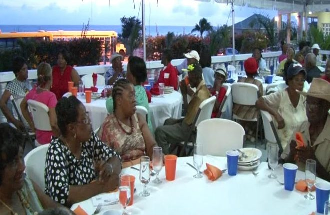 Older Persons honoured with gala during Month of Older Persons