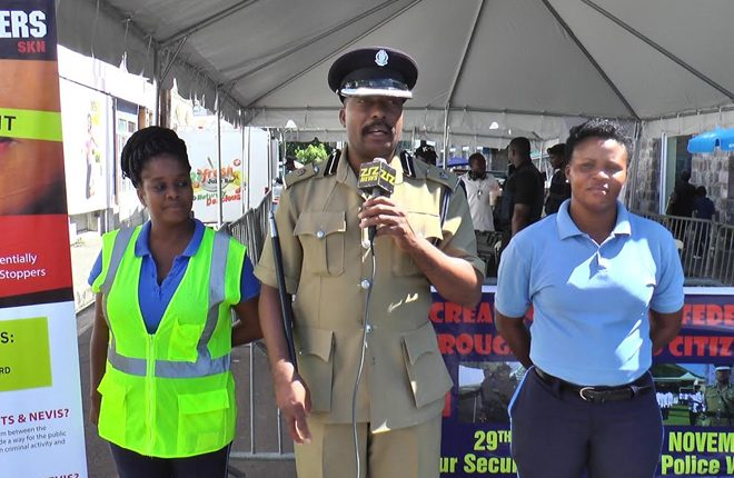 Job Fair held during Police Week 2016