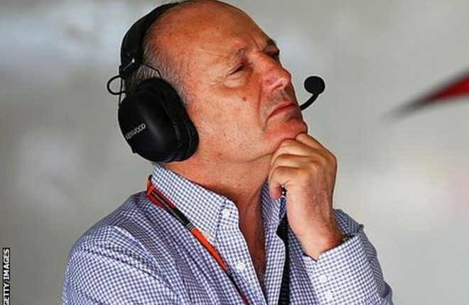 Ron Dennis: McLaren boss ends his 35-year tenure