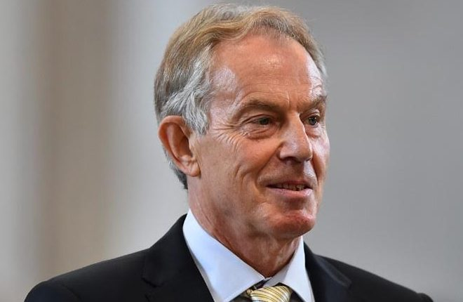 Tony Blair: U.K. may need a second vote on Brexit