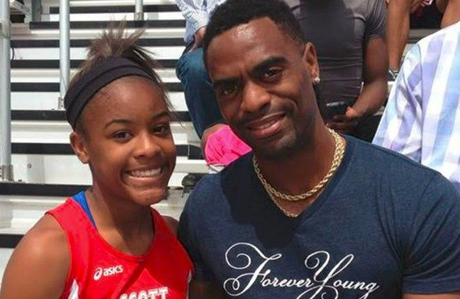 Olympic sprinter Tyson Gay's daughter Trinity killed in Kentucky shooting