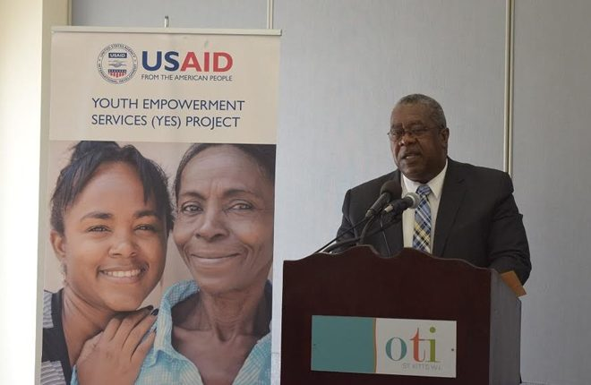 YES Project highlights government's commitment to youth, citizen security, and juvenile justice