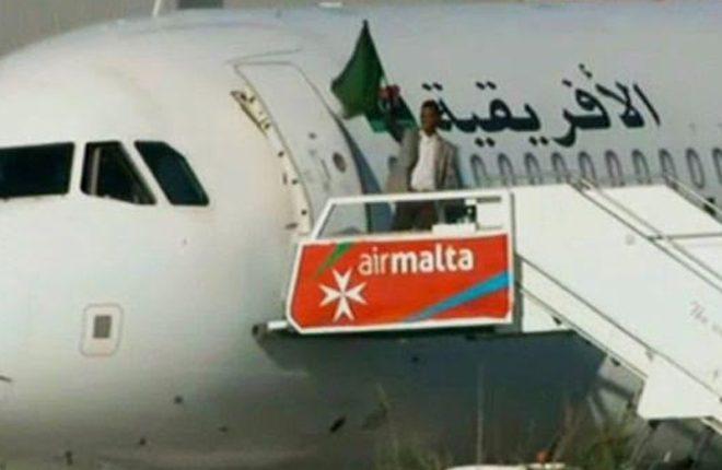 Libya Malta hijack: Hijackers arrested as drama ends peacefully