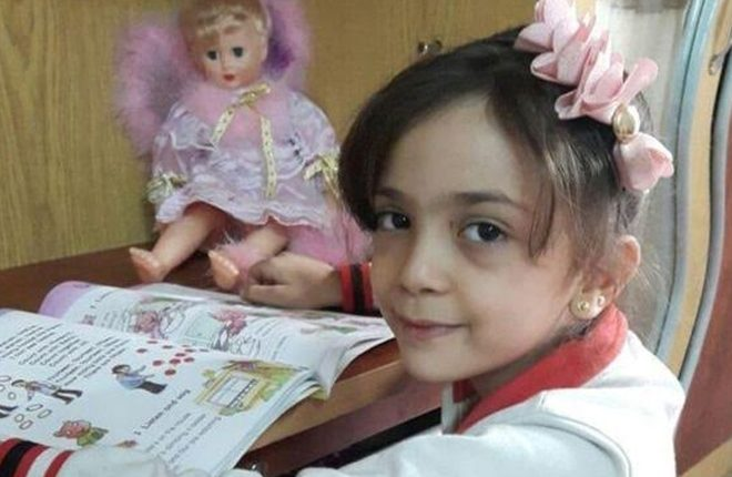 Aleppo tweeting girl Bana Alabed 'is safe'