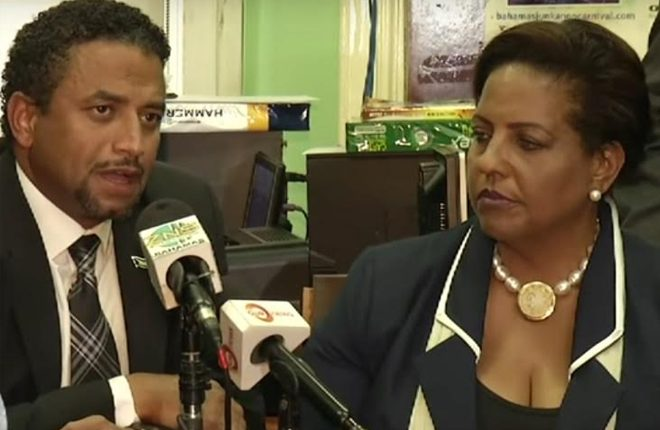 Crossing Party Lines: Bahamas' First Female Opposition Leader Picks Rival Party Leader For Senate