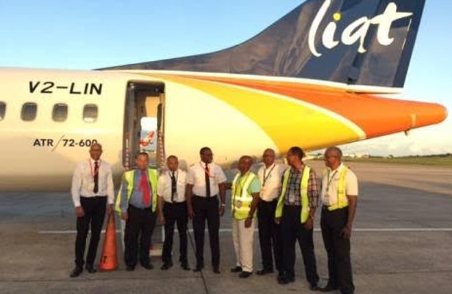 LIAT welcomes its tenth ATR aircraft