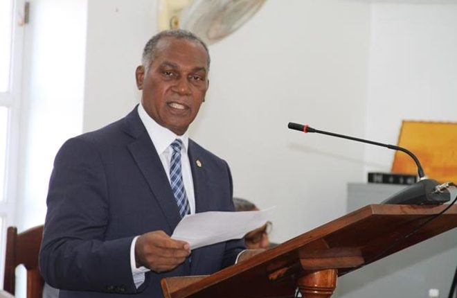 Premier Amory presents $236.3 million tax-free budget