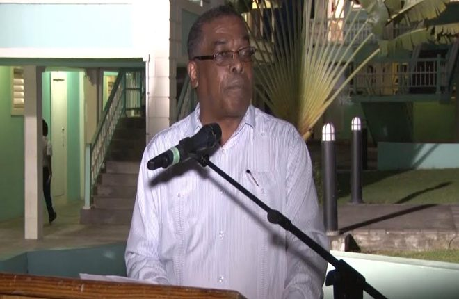 Minister Liburd says Park Hyatt Hospitality Training Programme will have cascading effect on SKN economy