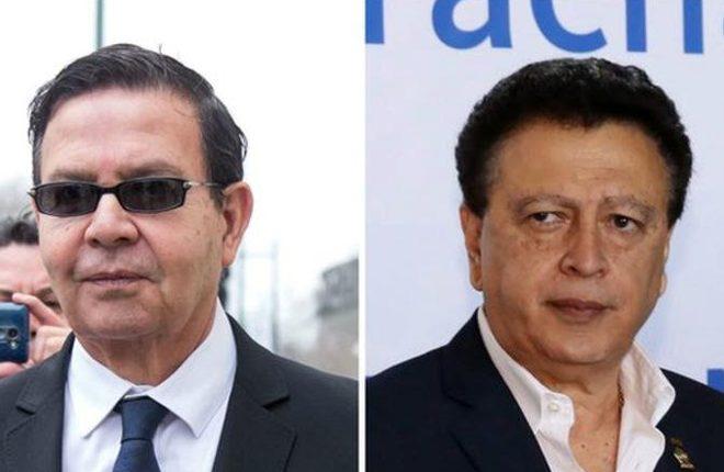 Fifa corruption crisis: Rafael Callejas & Alfredo Hawit get life bans