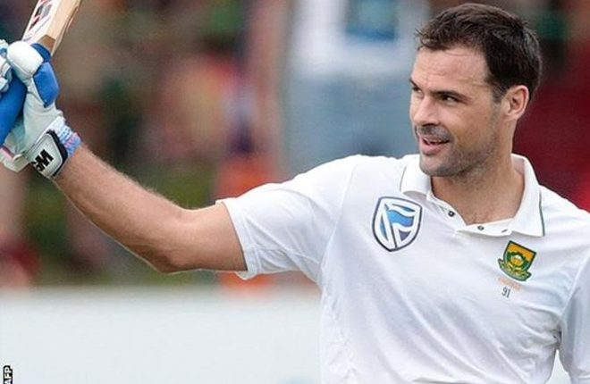 South Africa v Sri Lanka: Stephen Cook scores century as hosts take control