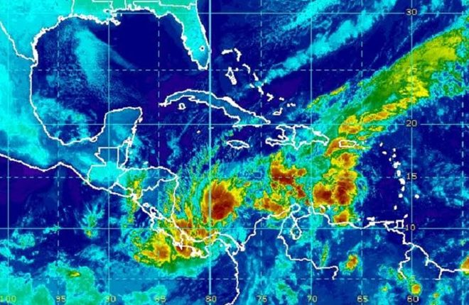 Tropical Depression Forms And It's Going To Be A Storm Soon