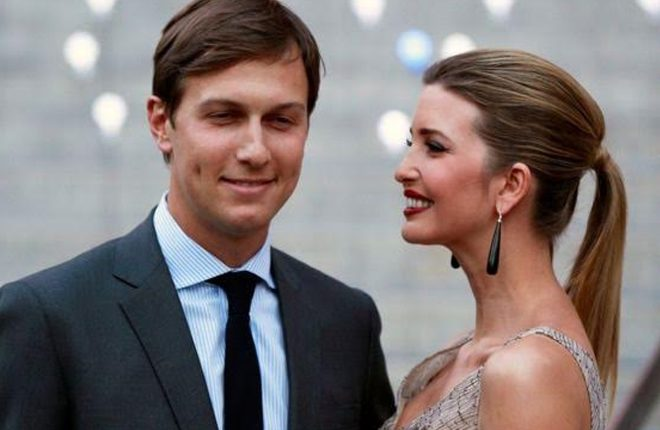 Jared Kushner, Trump's son-in-law, named top adviser