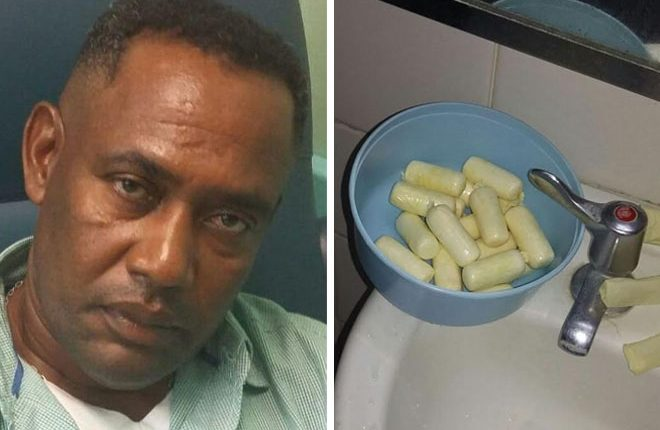 Cocaine smuggler charged