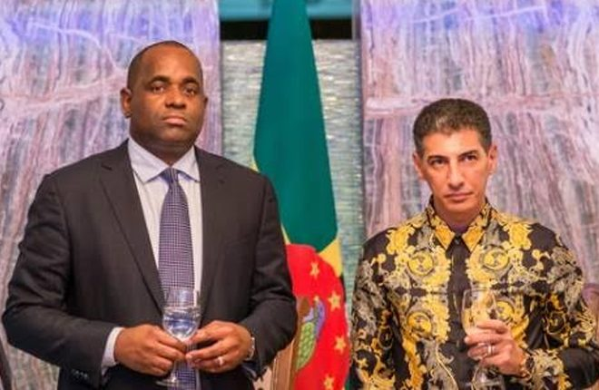 Dominica diplomatic passports reportedly still for sale