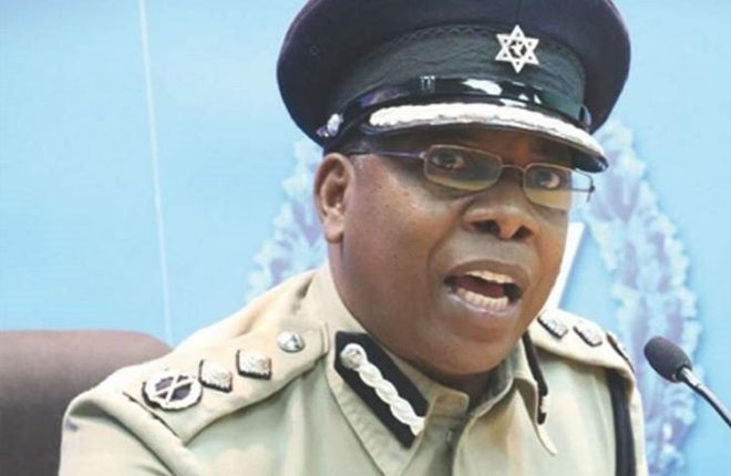 """I'm Not Going Anywhere,"" T&T Top Cop Tells Those Who Want Him To Resign"