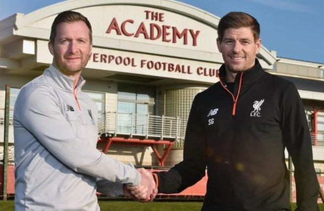 Steven Gerrard: Liverpool to hire former captain as youth coach