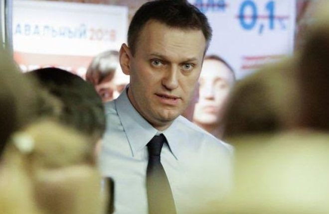 Alexei Navalny: Russian opposition leader found guilty