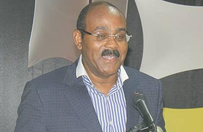 Road rehabilitation project launches in Antigua-Barbuda