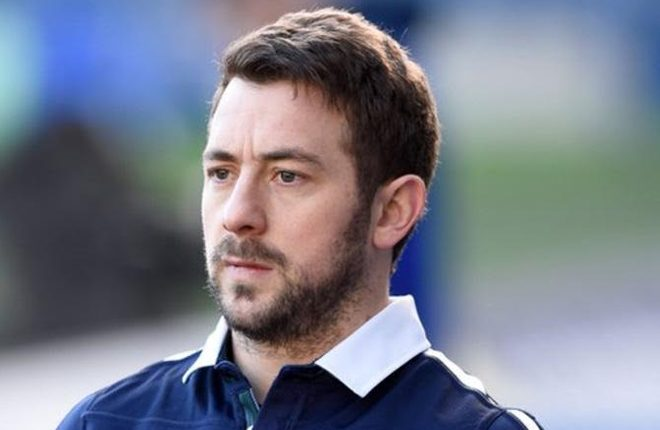 Six Nations: Scotland's Greig Laidlaw ruled out for rest of campaign