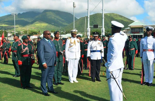 Apply to serve your country with honour in the security forces, says PM Harris