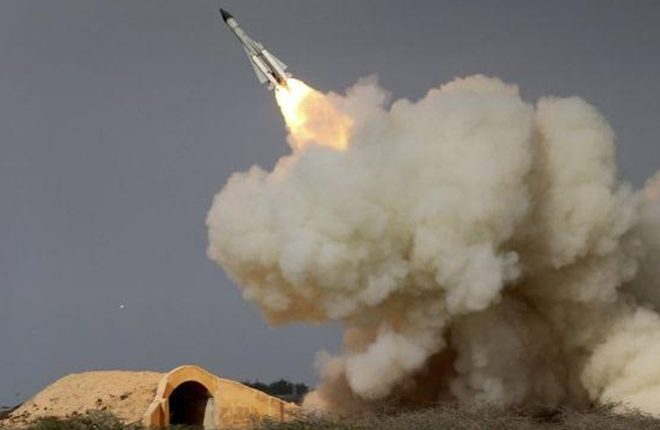 US sanctions Iran after missile test