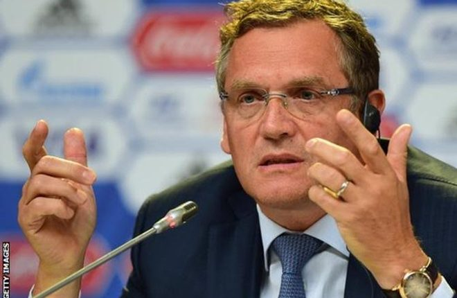 Jerome Valcke: Ex-Fifa secretary general challenges 10-year ban