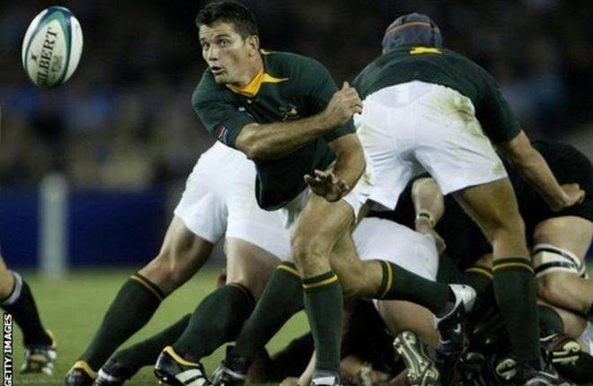Joost van der Westhuizen: Former South Africa captain dies, aged 45