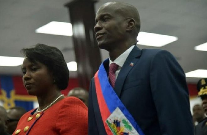 New President Takes Charge in Haiti