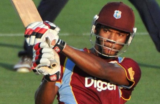 Kieran Powell: West Indies recall opener for England one-day series