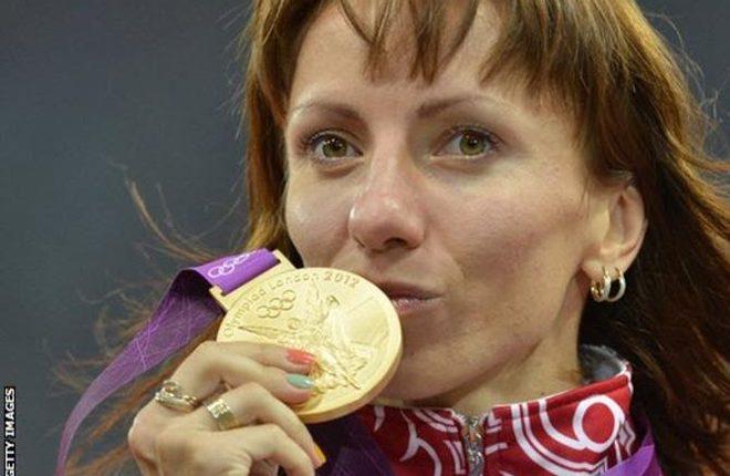 Mariya Savinova: Russian London 2012 gold medallist stripped of title