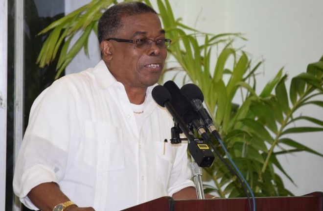 Minister Liburd says government remains steadfast in conduct of good governance