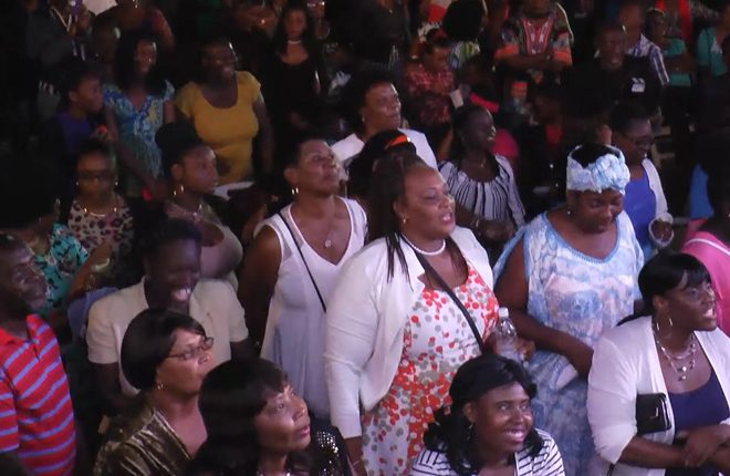 Thousands attend Team Unity Administration's Gospel Extravaganza