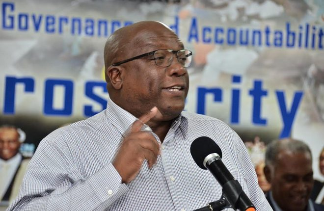 Sound fiscal management has resulted in surplus in St. Kitts and Nevis for two years, says PM Harris