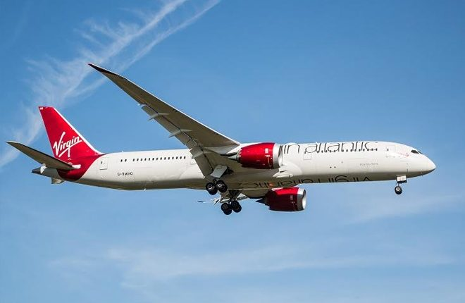 Virgin Atlantic to Launch Only Direct Flight between Heathrow and Barbados
