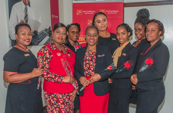 CIBC FirstCaribbean marks International Women's Day