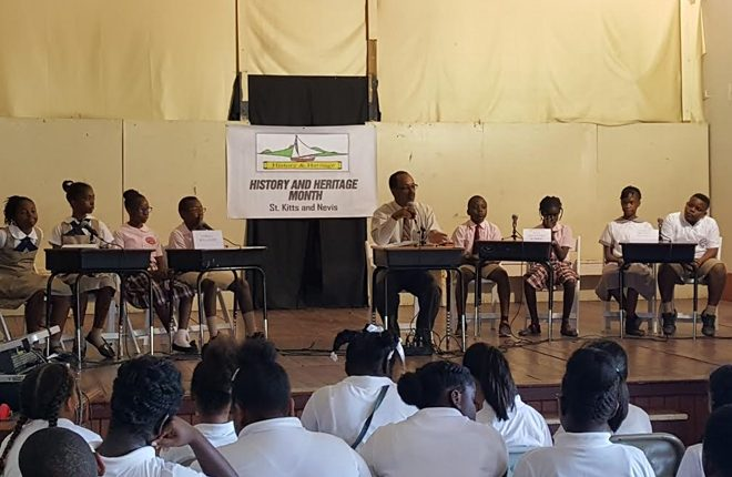 Seventh Day Adventist Primary School wins History and Heritage Primary Schools Quiz 2017