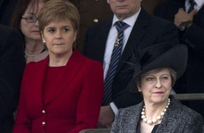 Scottish independence: Nicola Sturgeon to seek second referendum