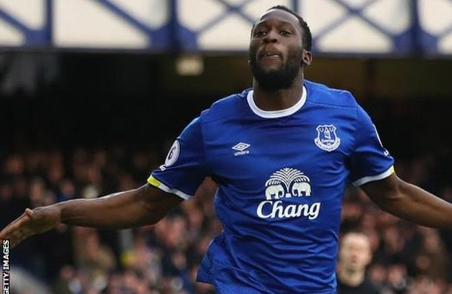 Romelu Lukaku: Everton striker rejects new contract at Goodison Park