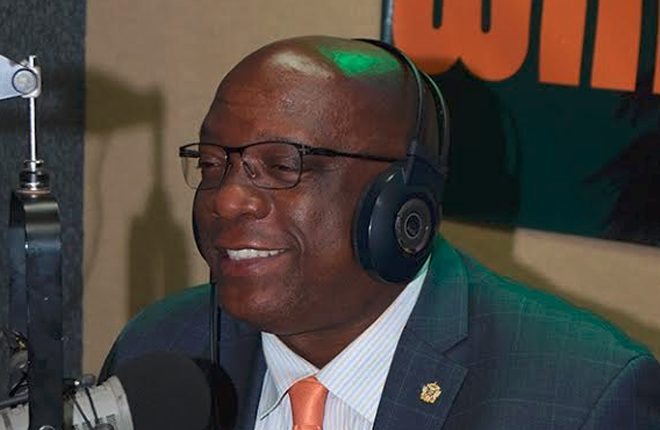 Callers to WINN FM's Voices programme praise Prime Minister Harris for his leadership