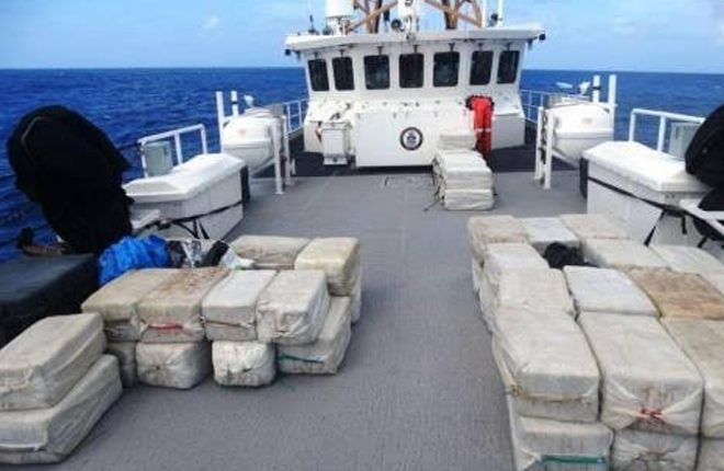 US Coast Guard offloads $44.5 million of seized cocaine in USVI and Puerto Rico