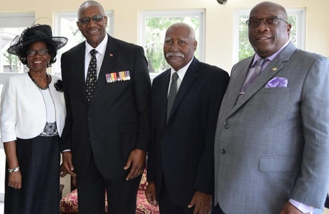 Sir Frederick of St. Vincent and the Grenadines says St. Kitts and Nevis has lost a hero