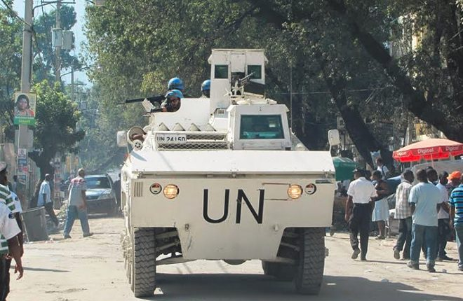 UN Security Council to Vote on Getting Peacekeeping Mission Out of Haiti