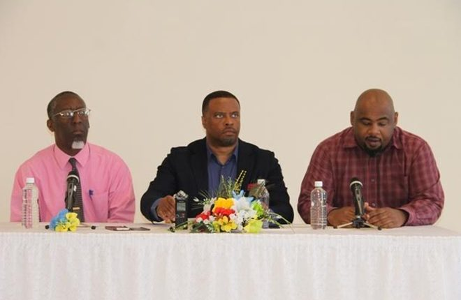 "Antonio Abonaty Liburd named Nevis Culturama 43 Chairman; Joseph ""Joe"" Claxton Patron"