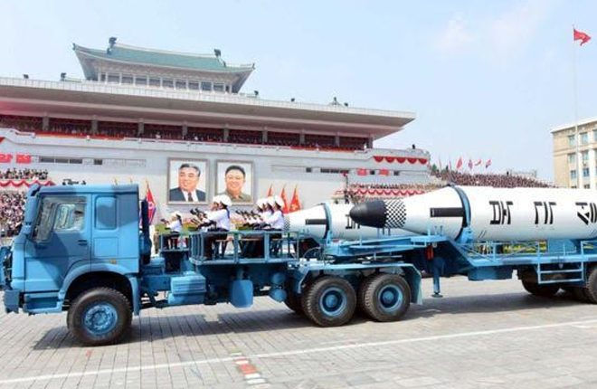 North Korea tension: China 'seriously concerned' about nuclear threats