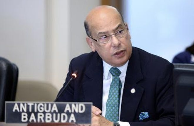 Antigua-Barbuda strongly objects to being listed as a tax haven by Illinois