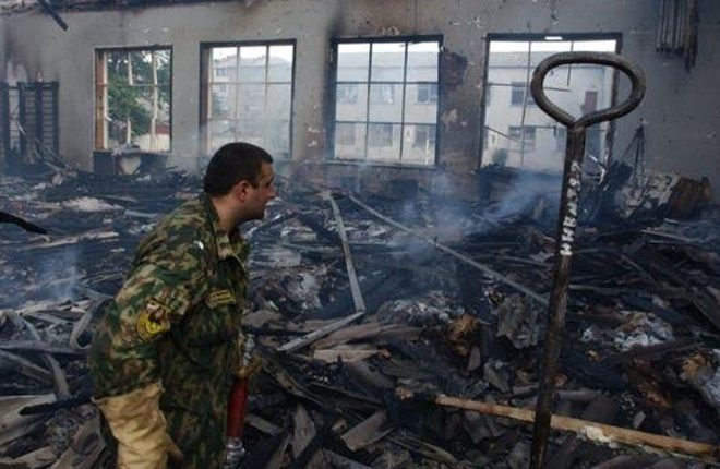 Beslan school siege: Russia 'failed' in 2004 massacre